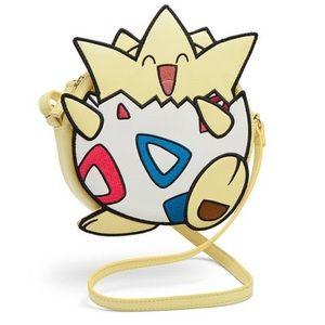 Togepi Pokemon purse by Danielle Nicole